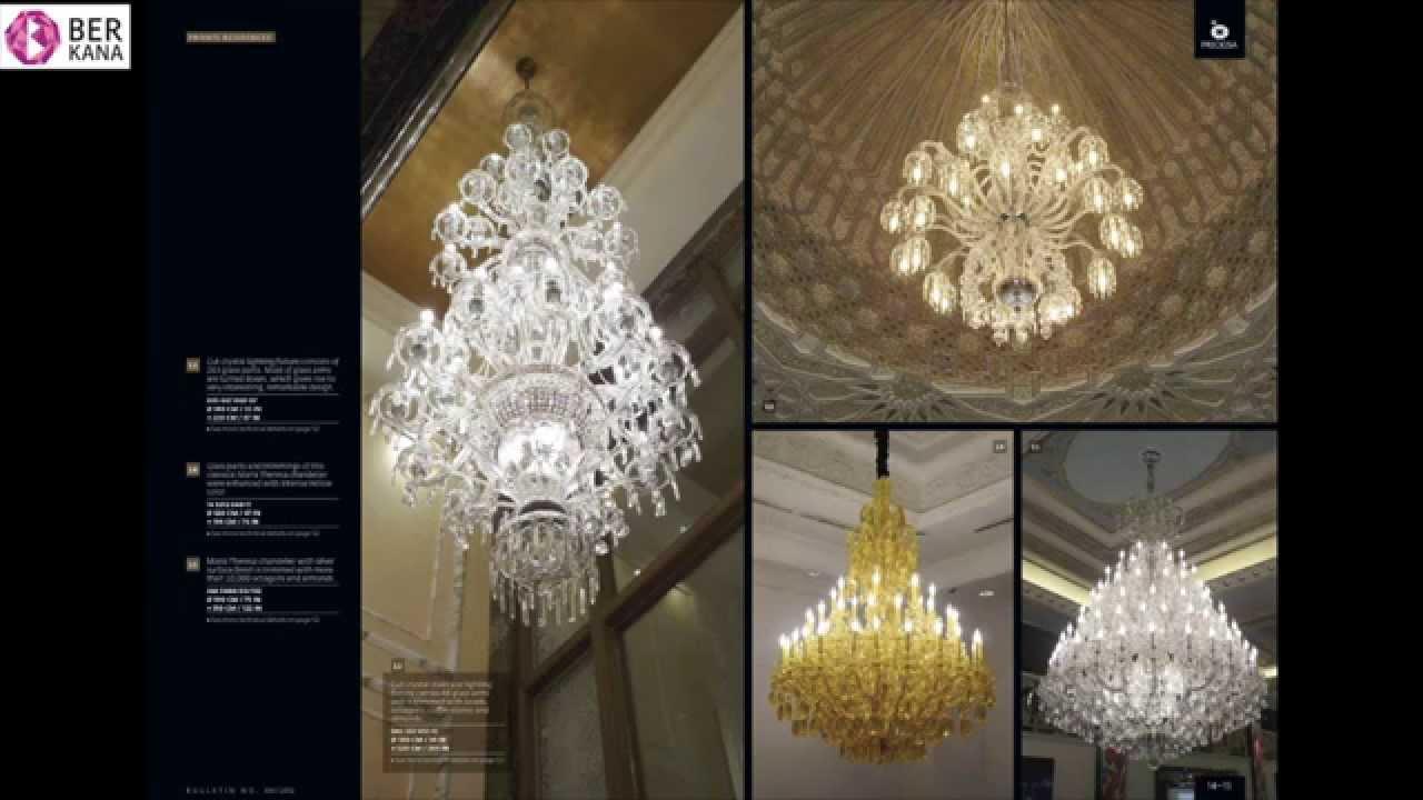 Preciosa and berkana usa in miami chandeliers and lighting youtube arubaitofo Gallery