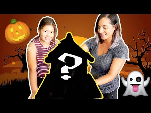 ODM (Voice Of Thee I.E.) - Halloween Crafting (a Chocolate Surprise)