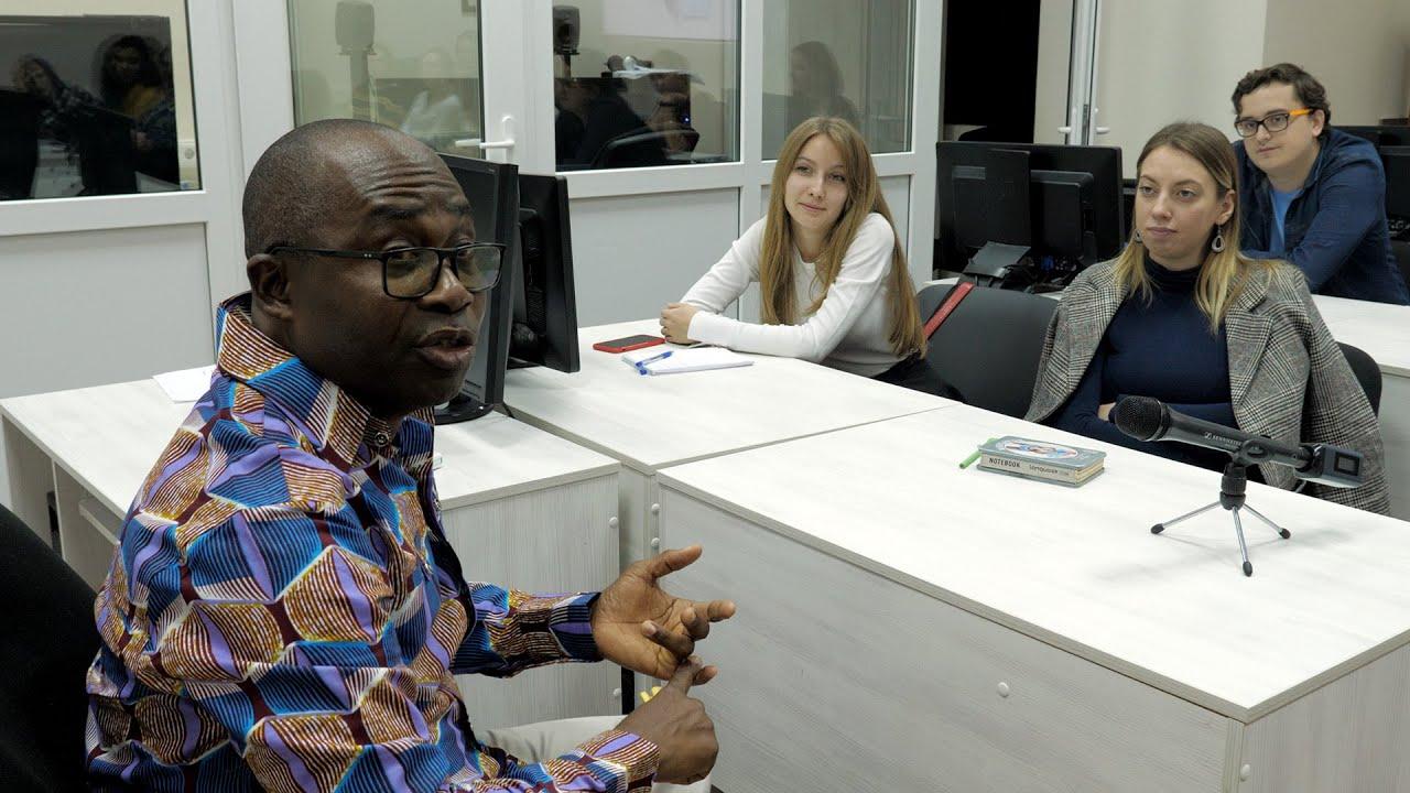 Download Professor from Ghana in Lobachevsky University
