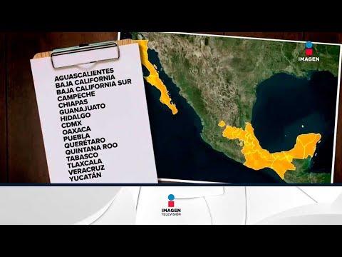 Estados Unidos recomienda no viajar a estos estados en México   Noticias con Ciro