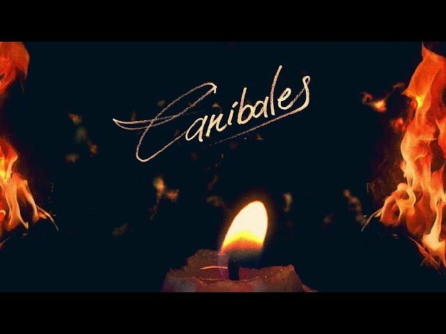Las Villa, Beéle - Caníbales (Official Lyric Video)
