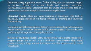 Top 10 Herpes Dating Websites 2015