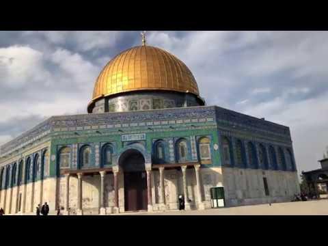 Visit to Jerusalem Masjid Al Aqsa