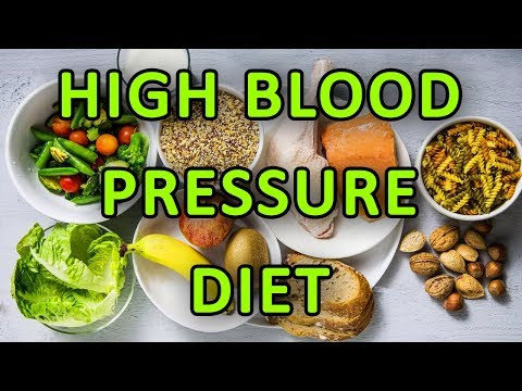 Foods rich in potassium to control Hypertension | High Blood Pressure Diet