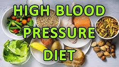 Foods rich in potassium to control Hypertension | High Blood Pressure Diet