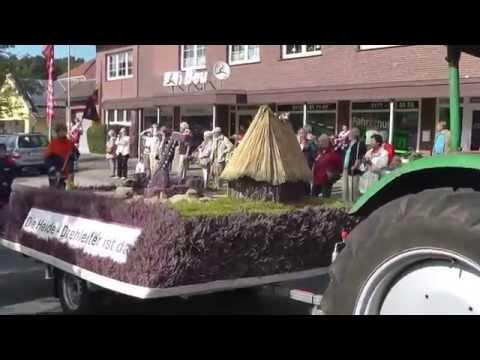Heideblütenfest in Amelinghausen