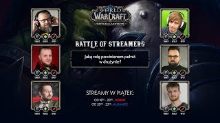 Rock Vs Nexos - Battle of Streamers