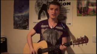 What I Go to School For - Busted acoustic cover by Ben Kelly