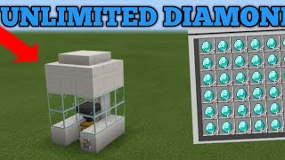 How to make unlimited diamond farm in Minecraft