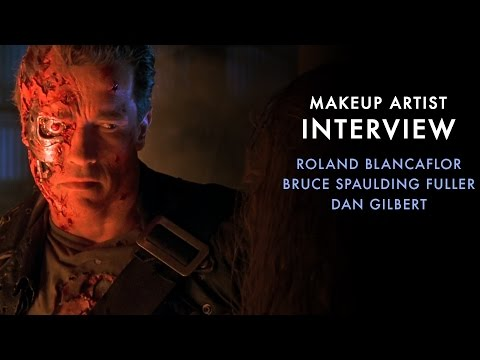 Terminator 2 & Total Recall Makeup FX Artist Interview - LIV