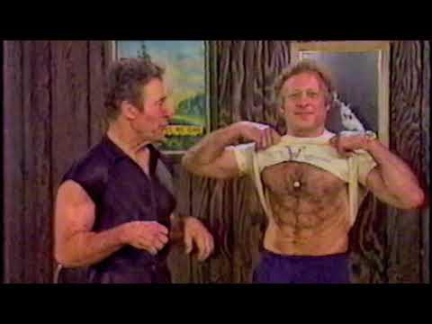 Jack LaLanne  show clip 1 Rich Ornstein