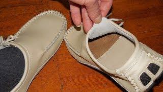 Обзор - Новые Удобные Мужские Летние Кожанные Спортивные Кроссовки Стильные Туфли 2в1