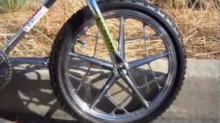1977 Mongoose Motomag BMX Bike