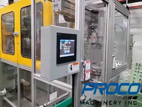 blow molding automation, Take out system