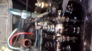 Tutoriel réglage culbuteurs sur moteur kubota