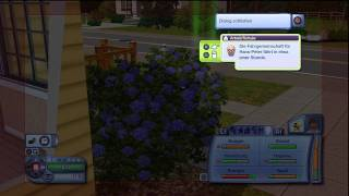 Lets Play: Die Sims 3 (PS3) [HD] #01 - Der Anfang