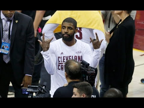 Basketball American news Kyrie Irving wants to be traded tired of LeBron