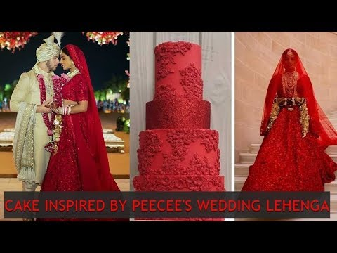 Priyanka Chopra S Striking Red Wedding Lehenga Inspires A Larger