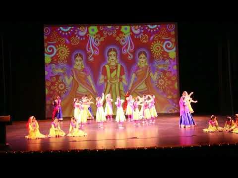 InSyncKathak Dance School: Kab Aoge Ram - Celebration of First Diwali
