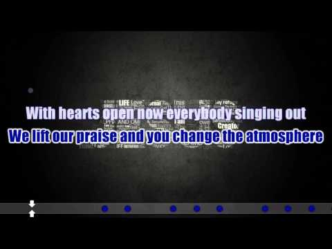 Planetshakers | Turn It Up | Lyrics | Karaoke