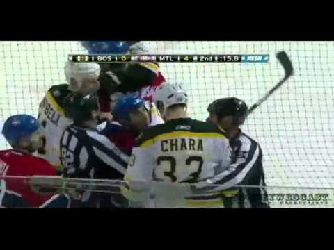 Montreal Canadiens vs Boston Bruins Rivalry Tribute- Requiem for a Tower-