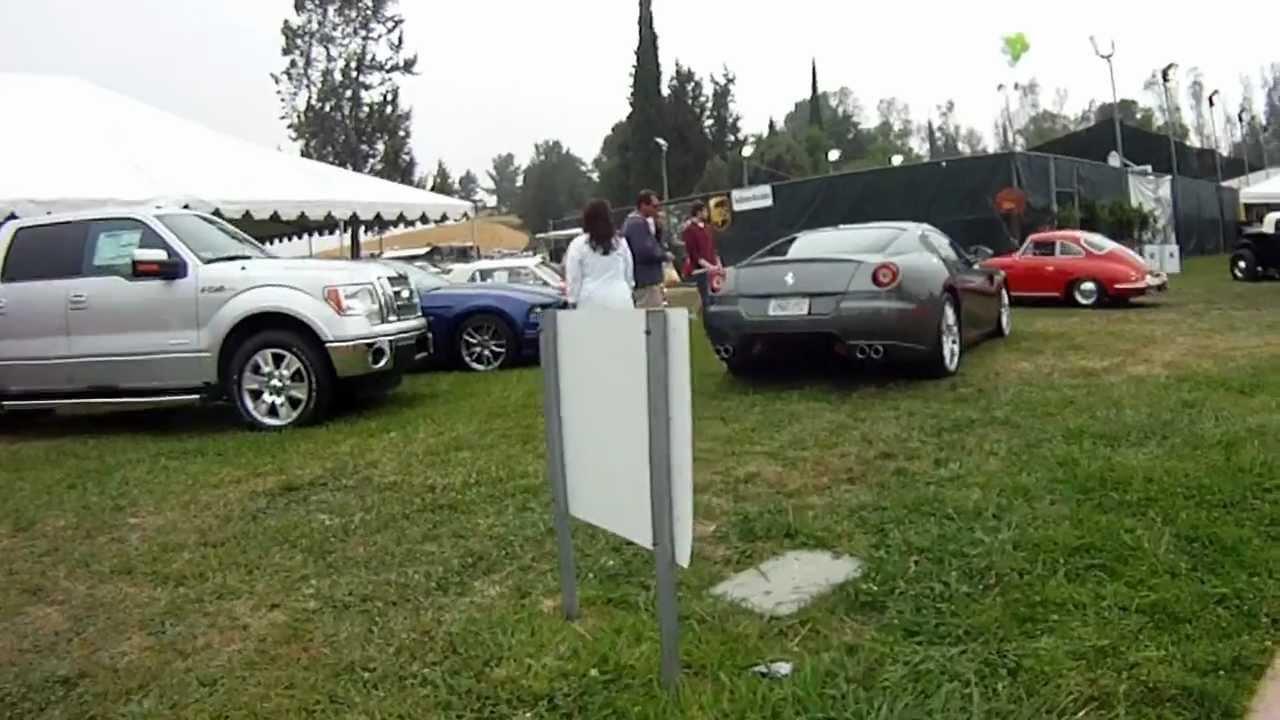 FRIENDS OF STEVE MCQUEEN CAR SHOW CHINO HILLSCA YouTube - Chino hills car show