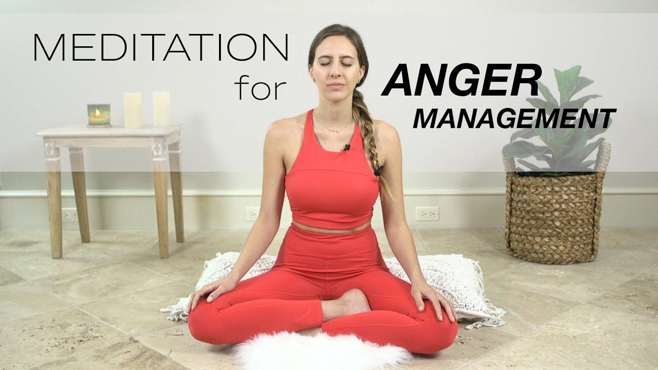 Meditation For Anger Management | Meditation With Kama ...
