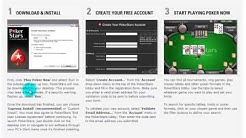 How to Download and Install PokerStars