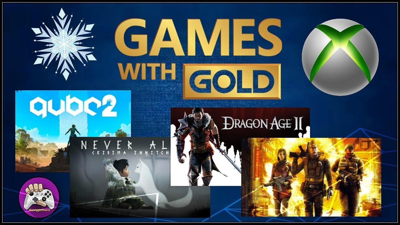 Games With Gold Juegos Gratis Del Mes De Diciembre 2018