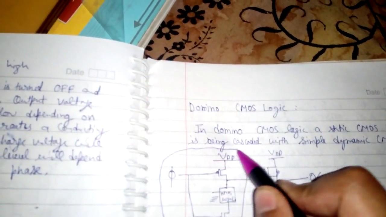 Domino Logic In Vlsi