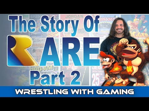 The Story Of Video Game Developer Rare - Part 2 - The Super Nintendo & N64 Years