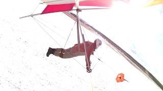 Курс обучения полётам на дельтаплане в КДС МИИТ (Дракино)