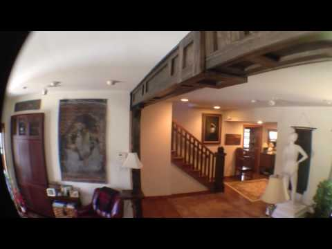 Mission Style / Craftsman Style boxed in beams and columns