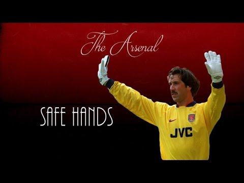 David Seaman ● Safe Hands ● Arsenal FC