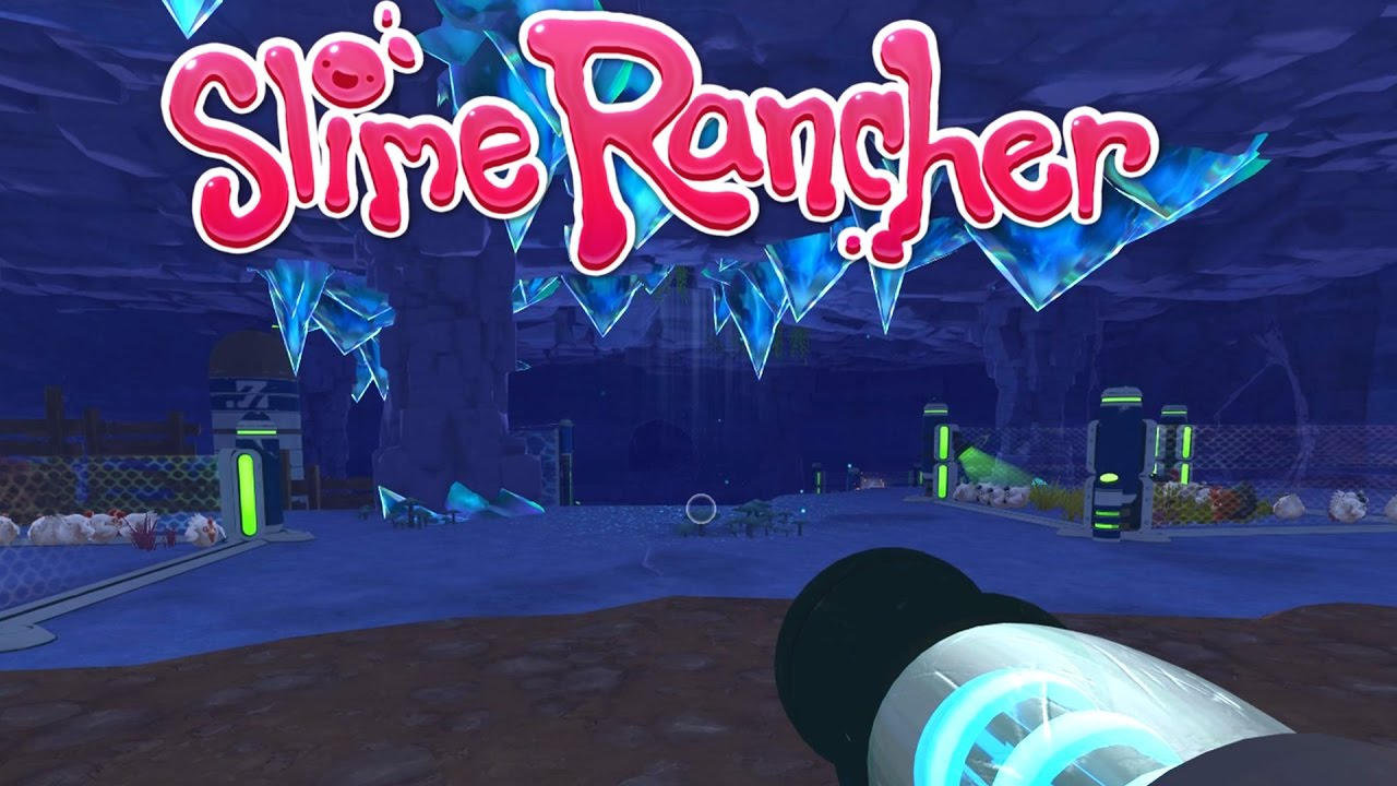Slime Rancher - Upgraded Slime Grotto and Money Making! - Let's Play Slime  Rancher Gameplay