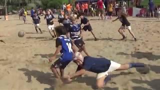 CRSC S10 2018 09 22 SantCu 2 Vs  Gótics 2 Torneig Rugby Playja La ...