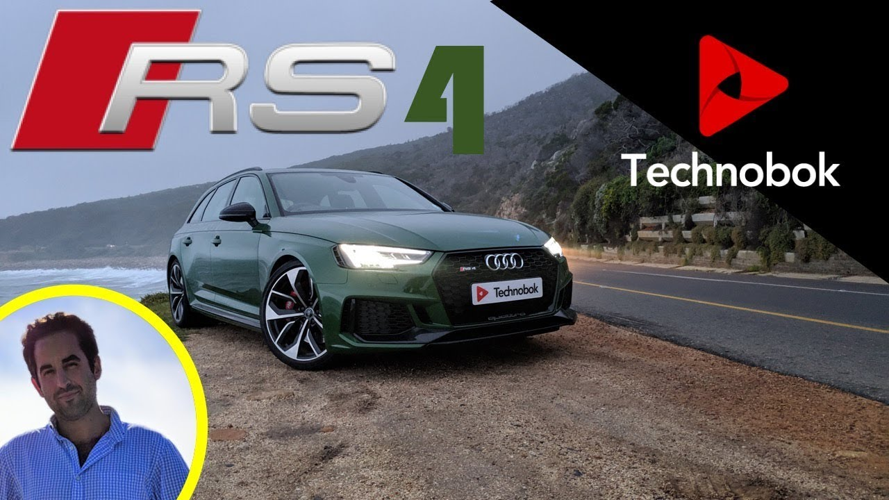 Audi Rs4 Avant 2019 Driven Quickly Decisively Powerful Yet Understated