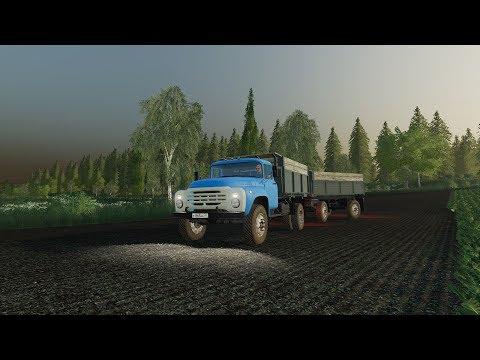 "Farming Simulator19. ""пос. Новотроицкий"". Стрим-кооп.№9"