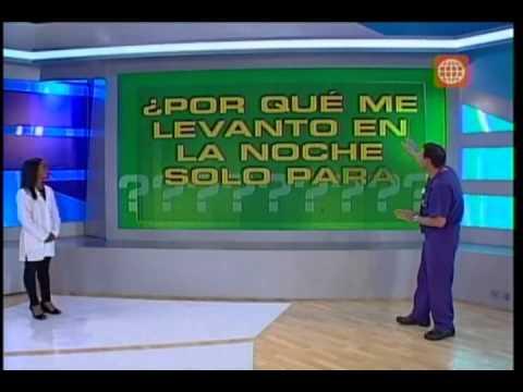 Dr. TV Perú (05-11-2013) - B3 - Asistente del día: Por que mi cuerpo hace eso