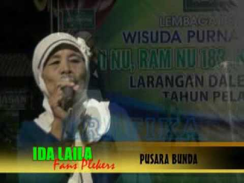 IDA LAILA Fans Plekers 1 Pusara Bunda Mp4