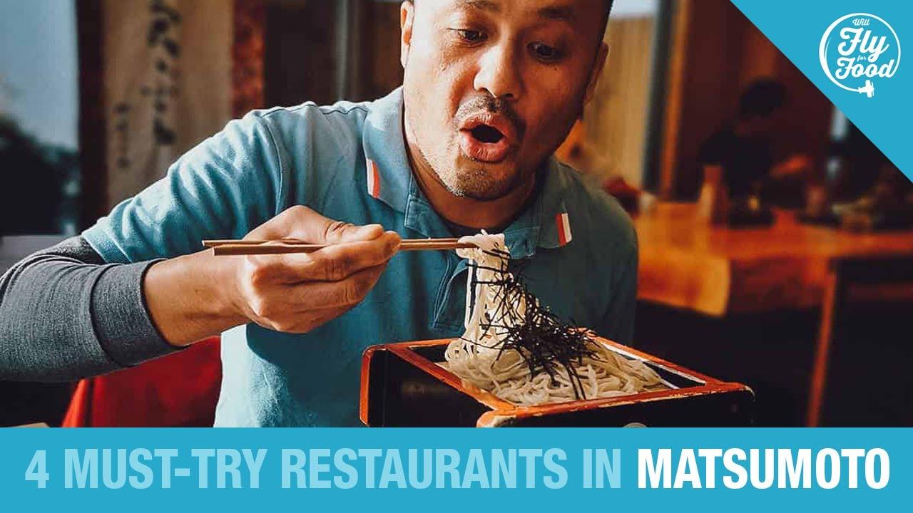 Download 🍜 MATSUMOTO FOOD: The 4 Best Restaurants in Matsumoto, Japan