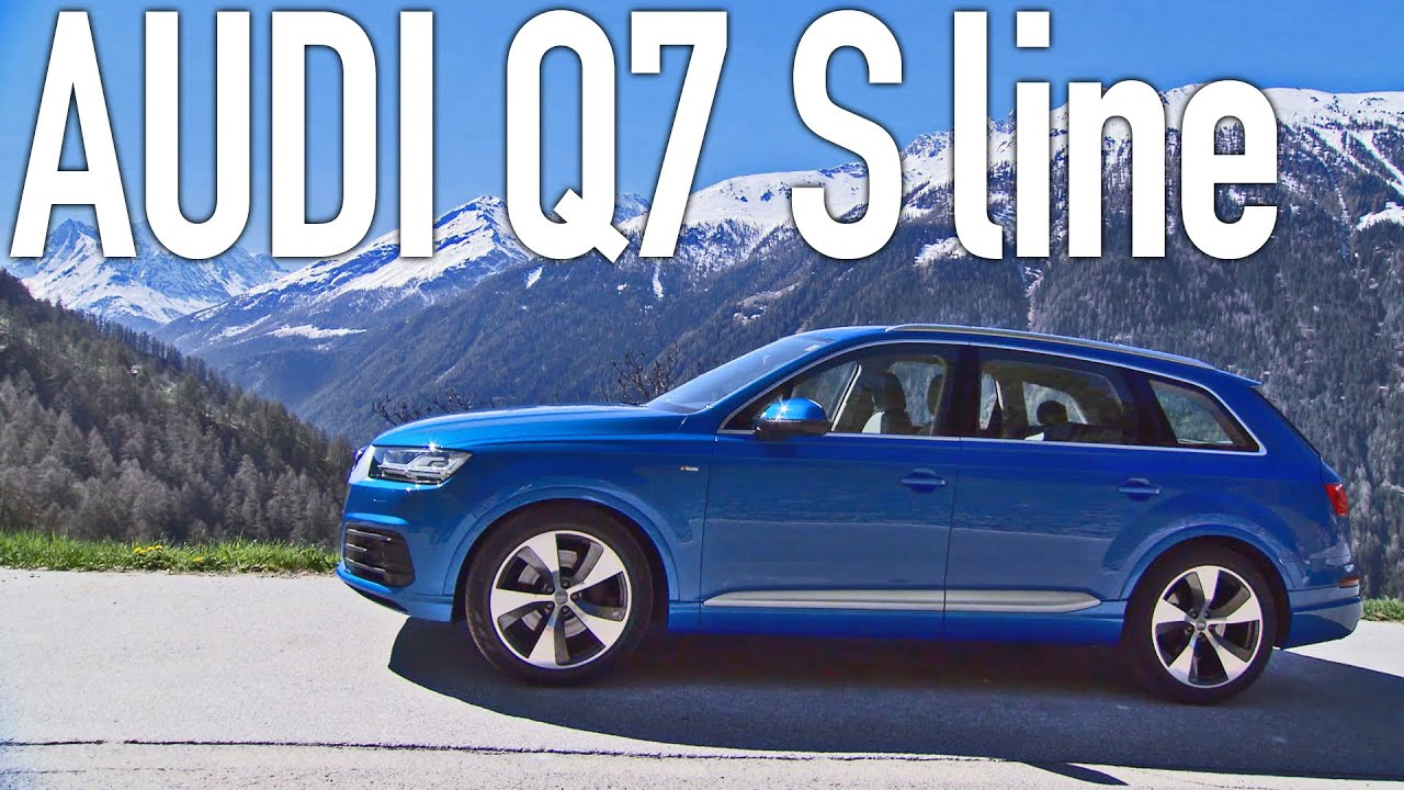 2016 Audi Q7 S Line Tfsi 333 Hp Youtube