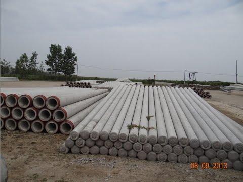 Concrete pre-stressed pole making machine/ concrete spun pole machinery/concrete pole machine