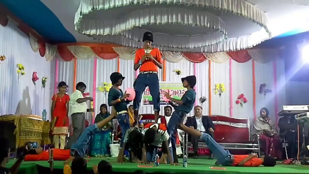Neetho Kalavalani Vundi Yesayya- Telugu Christian Action Song