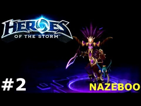 Heroes of the Storm #2 - Nazeboo and the Voodoo Army of Hell