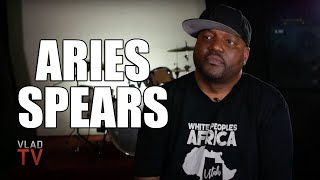 Aries Spears Blows Up Responding to