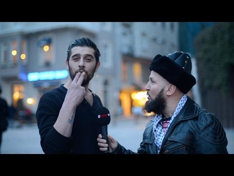 Ahsen TV'ye  Öyle Bir Hareket Yaptı Ki..!!!
