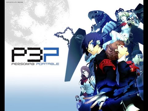 Game Discussion: Persona 3 Portable