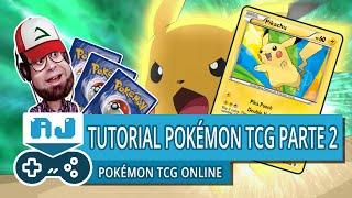 COMO JOGAR POKÉMON TCG ONLINE PARTE DOIS - Pokémon TCG Online
