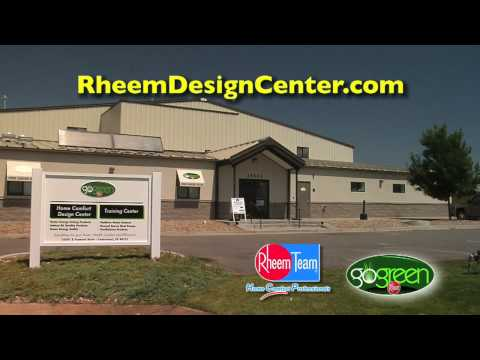 Rheem Design Center TV Commercial